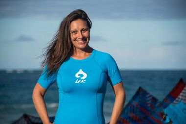 Laurel Eastman LEK Kiteboarding School Owner