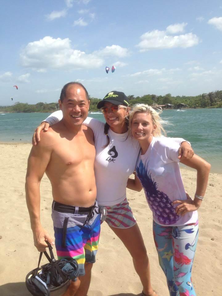 bill_susi_laurel_maitai_kiteboarding