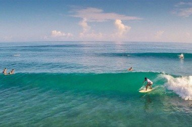 Cabarete has amazing surfing too