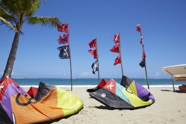 Kiteboarding School LEK Cabarete Beach and Kites