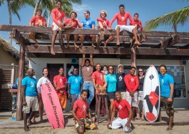 kiteboarding-team-laurel-eastman-lek-cabarete
