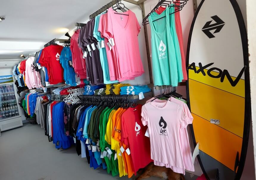 Kiteboarding School Retail Shop Cabarete LEK