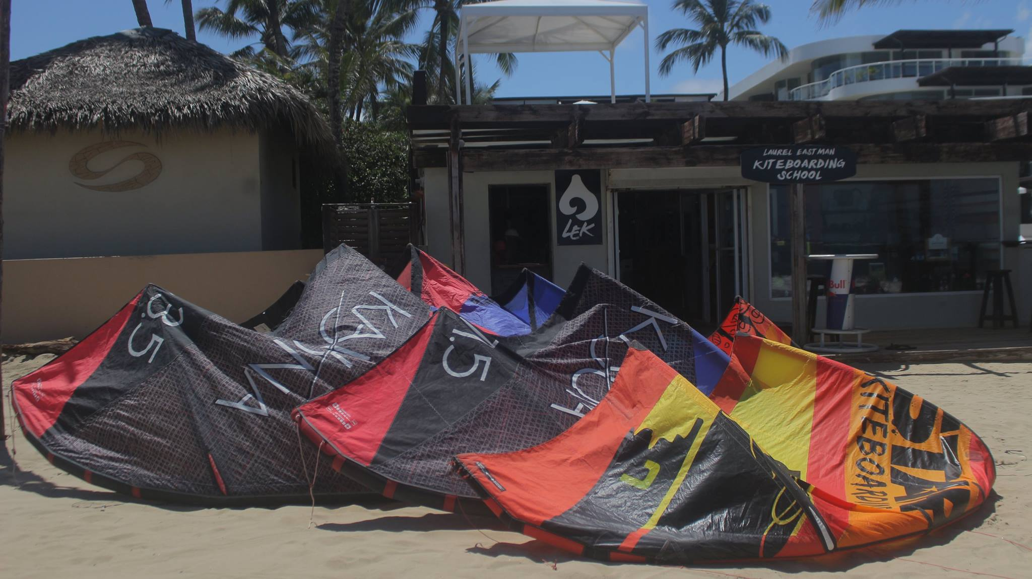 Kiteboarding Gear Used For Sale at LEK Kite School